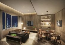Edition Hotels Shanghai - Rendering