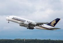 A380 Singapore Airlines (SQ)