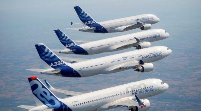 Airbus auf Erfolgskurs