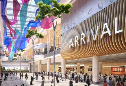 Changi Airport Singapur Terminal 4