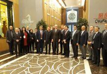 CEO von Bentour Reisen trifft sich mit Vertretern der türkischen Politik.