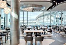 Flughafen Zürich Restaurant Air