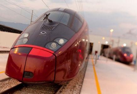 Hochgeschwindigkeitszug Italo