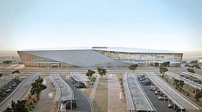 Ramon International Airport