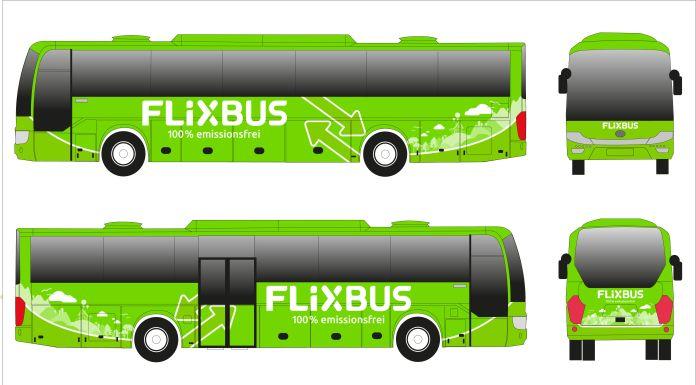 Flixbus testet E-Busse im Fernbusverkehr