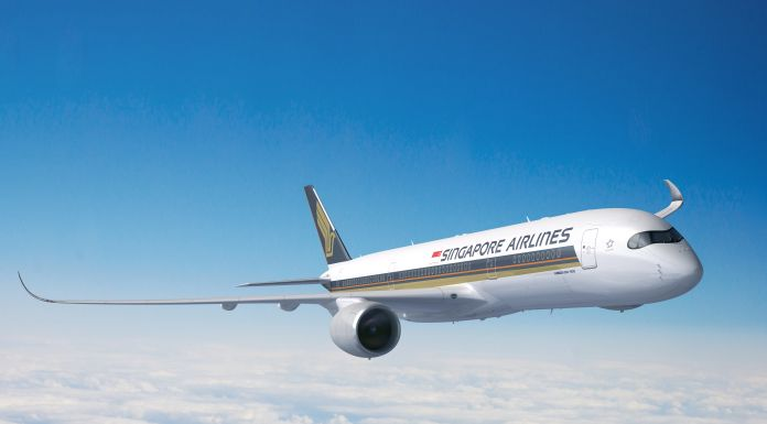 Singapore Airlines A350-ULR