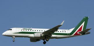 Alitalia Embraer 170
