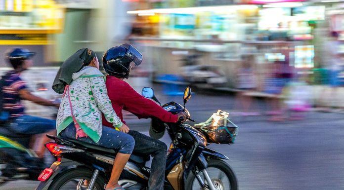 Phuket Motorrad