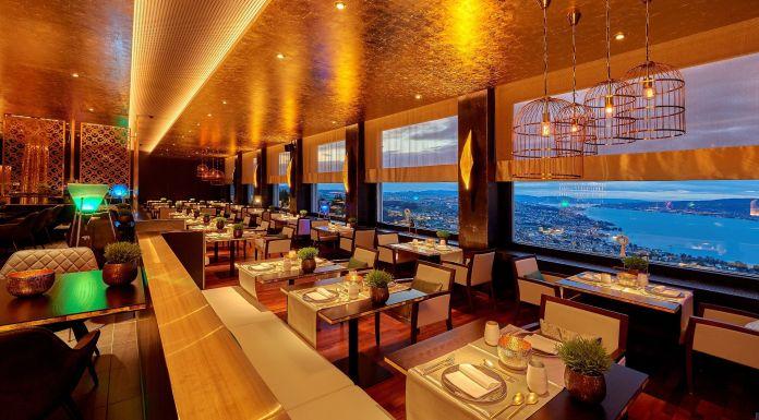 Mit Ausblick Auf Den Zürichsee Lädt Das Neue Contemporary Thai Restaurant  «Loy Fah» Ab Sofort Zu Entdeckungsreisen Durch Die Thailändische Küche Ein.