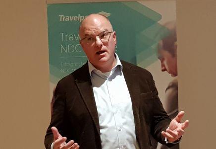 Will Owen Hughes, Travelport