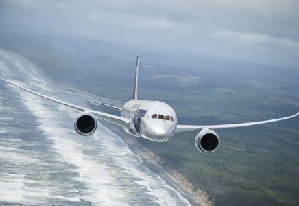 LOT Polish Airlines Boeing 787 Dreamliner