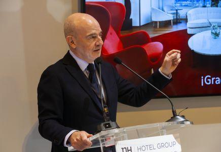 Ramón Aragonés CEO NH Hotel Group