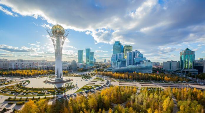 Neuer Name Von Kasachstans Hauptstadt Ist In Den