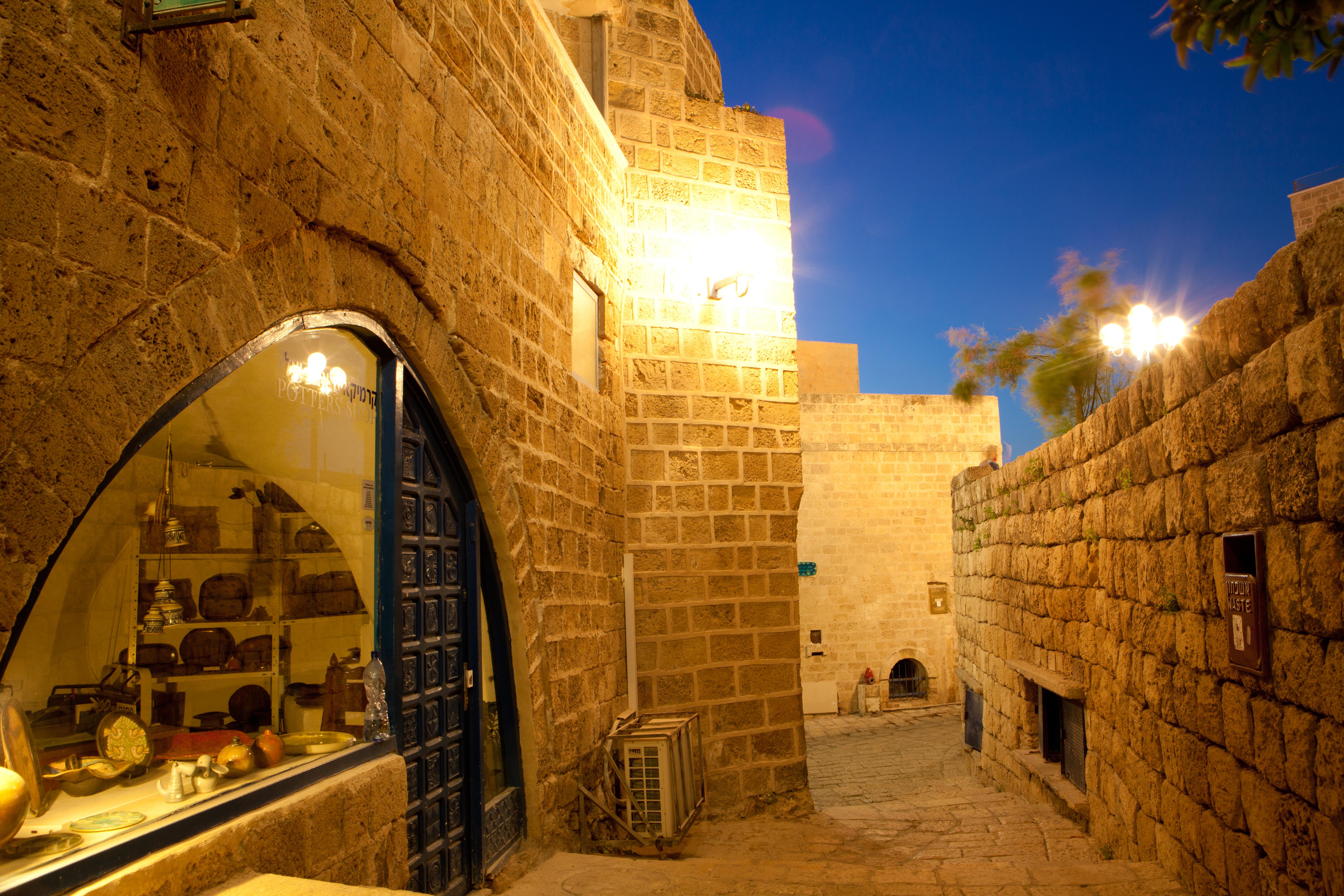 Jaffa_ Alley in Old Jaffa_Dana Friedlander