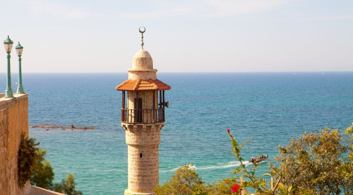 Jaffa_ view to the sea_ 1_Dana Friedlander_IMOT