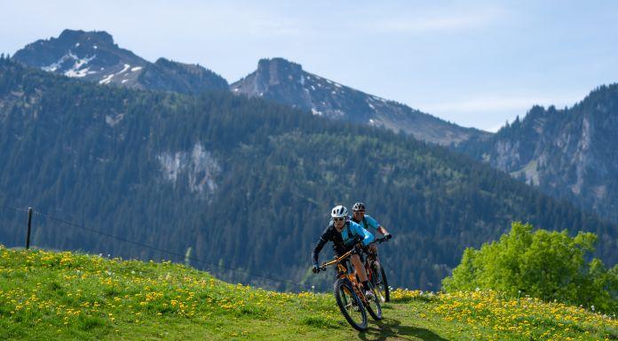 Veloferien, Biken, Bike, Radsportferien, Schweiz