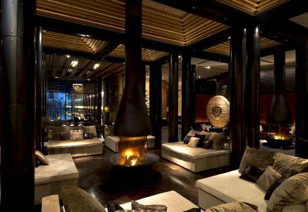 The Chedi Andermatt, lobby