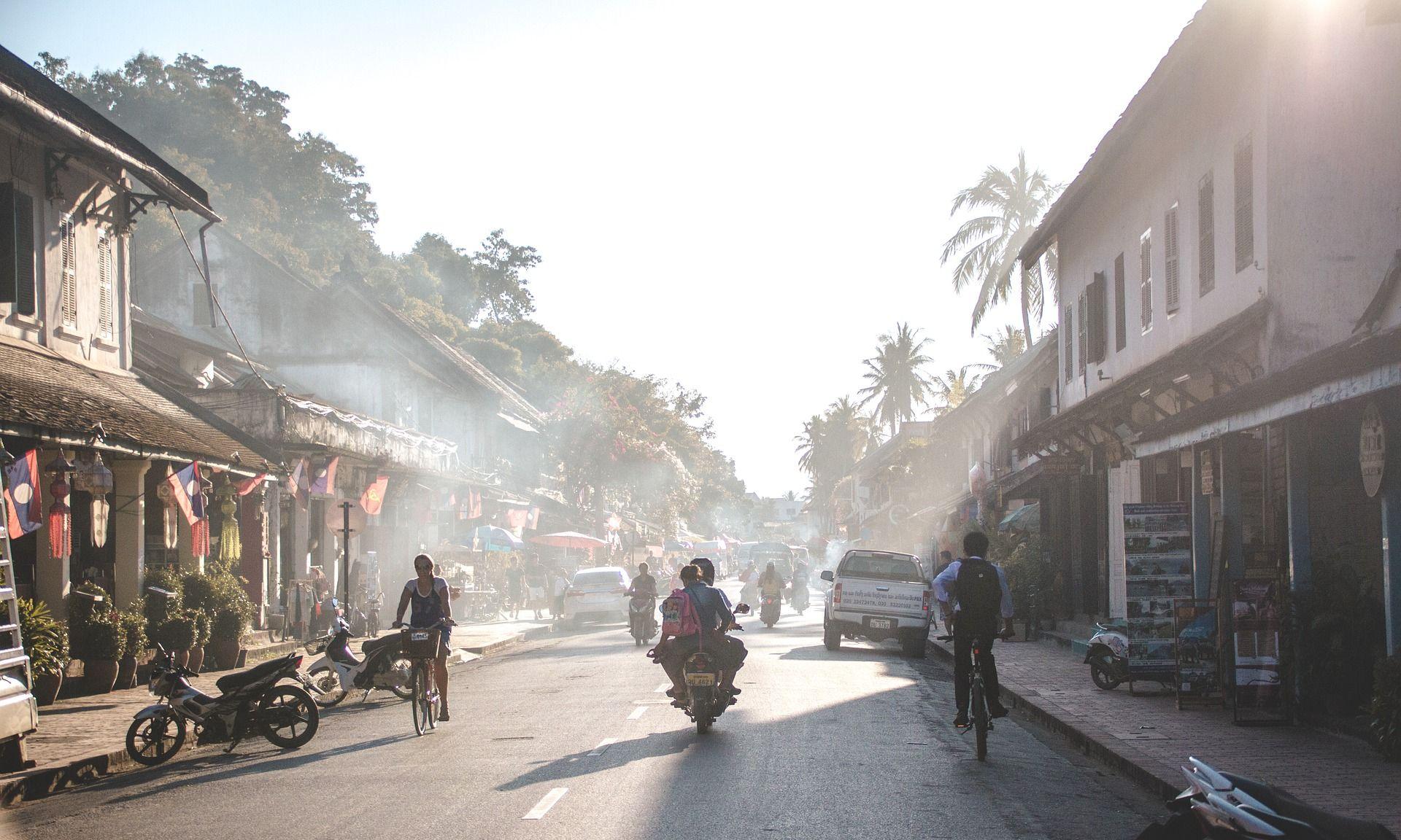 Laos-Coronazahlen-steigen-Touristen-bleiben-weg