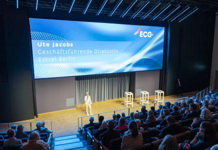 Eröffnung Estrel Auditorium