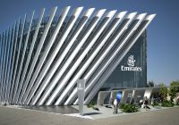 Emirates Pavillon, Dubai 2020