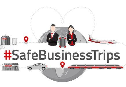 Key Visual SafeBusinessTrips
