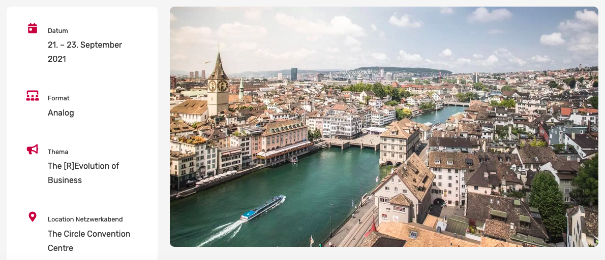 Screenshot Webseite Meet Europe