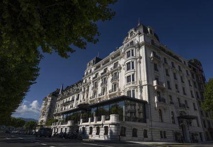The Woodward, Genève