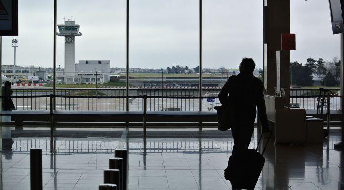 Geschäftsreise Business Travel Airport