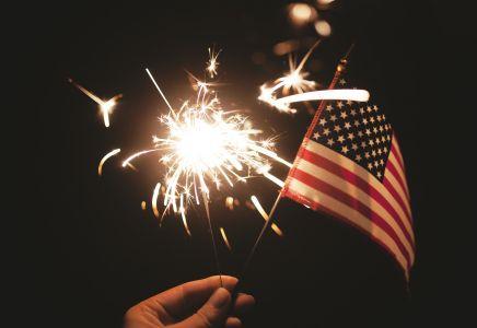 USA Fahne Flagge